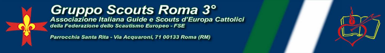 Gruppo Scouts Roma 3 – F.S.E.